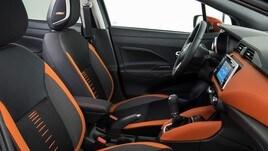 Nissan Micra Bose, antistress da città
