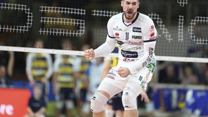 Volley: Superlega, l'MVP dei Quarti Play Off è Filippo Lanza