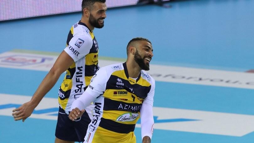 Volley: Superlega, Ngapeth a fine stagione lascerà Modena: giocherà a Kazan