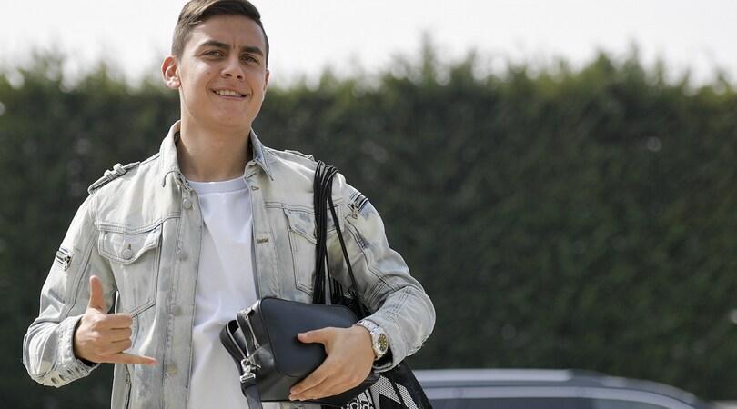 Juventus, dalla Spagna: «Nessun contatto tra l'Atletico e Dybala»