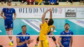 Volley: A2 Maschile, nel week end di Pasqua in campo per Play Off  e Play Out
