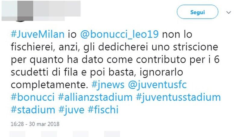 Milan, Bonucci e la prima contro la Juventus: l'atmosfera sarà bollente