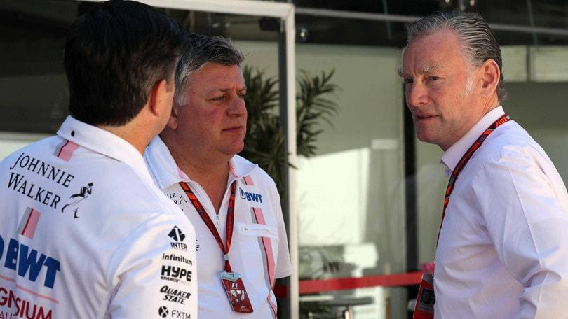 F1 Force India, Szafnauer: «C'è un enorme potenziale di sviluppo»