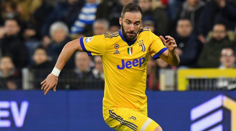 Juventus, Higuain a ottobre incantò San Siro: testa, cuore e gambe contro il Milan