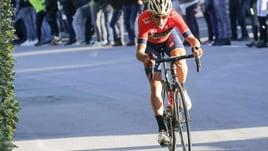 Ciclismo, Nibali trionfatore nelle Fiandre paga 33 volte la posta