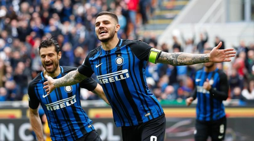 Serie A Inter-Verona 3-0, il tabellino