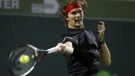 Tennis, finale Miami Open: Zverev favorito a 1,65