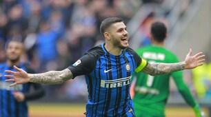 Inter-Verona 3-0: che show Icardi