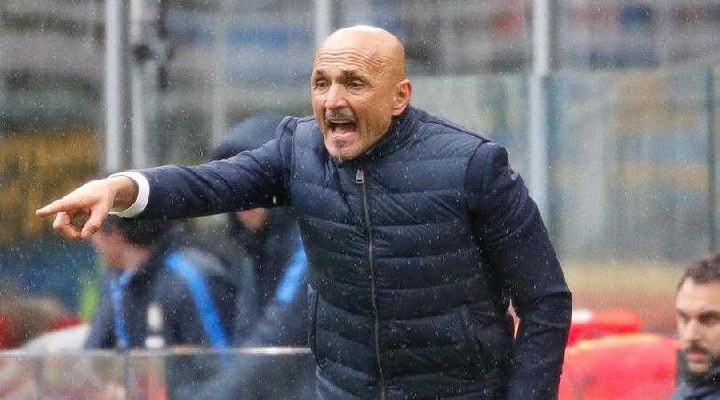 Spalletti: «Non dite che l'Inter è guarita»