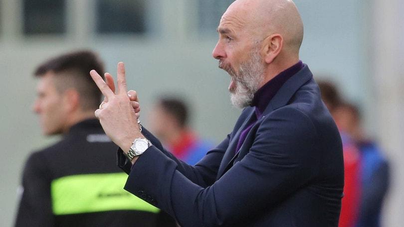 Serie A Fiorentina, Pioli: «Chiesa ha un grande avvenire»