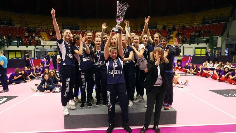 Volley: Girl League, Monza è Campione !
