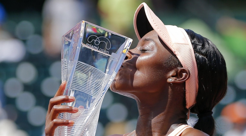 Miami Open, la Stephens vince in finale