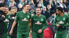 Bundesliga, il Werder Brema batte 2-1 l'Eintracht Francoforte