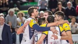 Volley: A2 Maschile, preliminari Play Off: Spoleto travolge Alessano ed entra nei Quarti