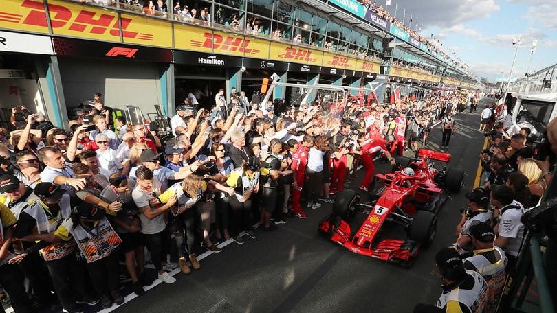 F1, dopo il logo e l'inno arriva la nuova mascotte
