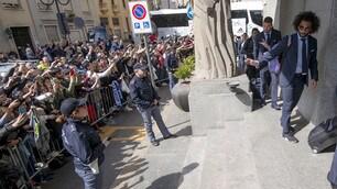 Il Real Madrid è arrivato a Torino: l'accoglienza dei tifosi