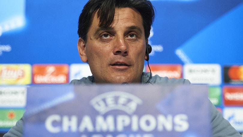 Champions League, Montella: «Il Siviglia ha fatto la storia ma non ci basta»