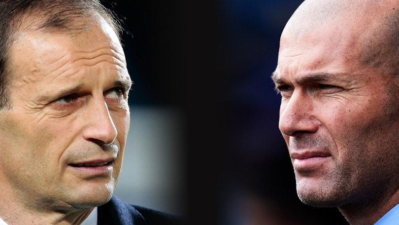 Zidane: «Juventus-Real, per me una partita speciale»