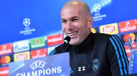 Zidane: «La Juve è il Real Madrid... d'Italia»