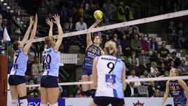 Volley: Champions League, Conegliano e Novara in campo per chiudere i conti