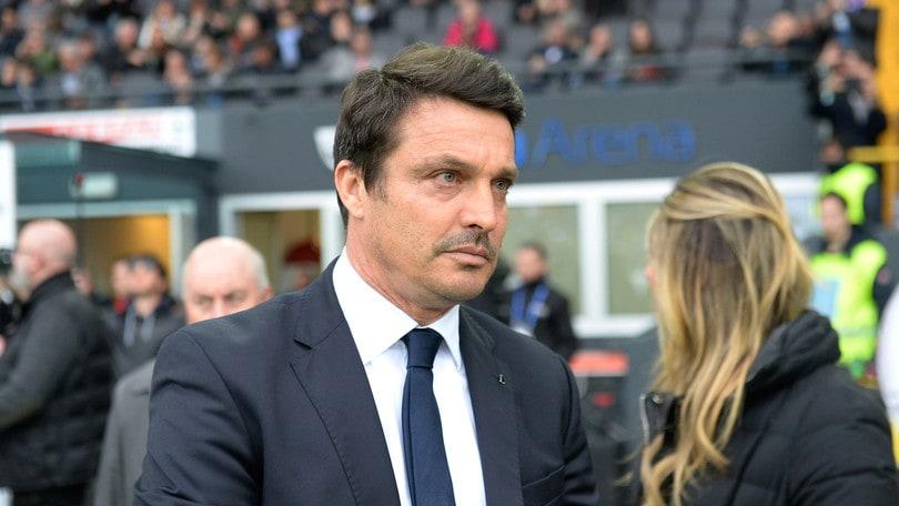 Serie A, Oddo: «Lazio forte. L'Udinese darà tutto»