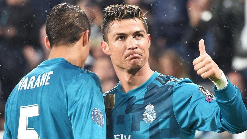 Champions League, Juventus-Real Madrid 0-3: marziano Ronaldo, Zidane con un piede in semifinale
