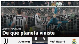 «Ronaldo, da quale pianeta vieni?»: la reazione dei quotidiani esteri