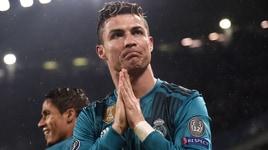 Cristiano Ronaldo: «Tifosi della Juve, grazie per gli applausi»