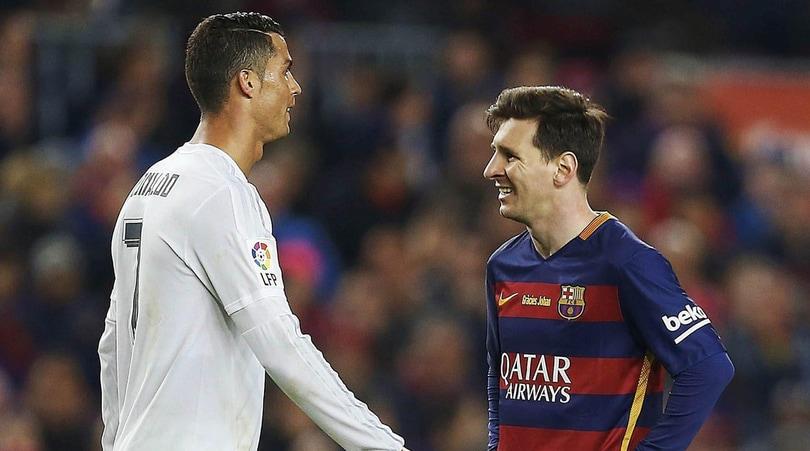 Messi è liscio, Cristiano gassato