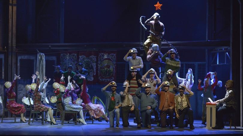 Billy Elliot, il Musical arriva al Sistina