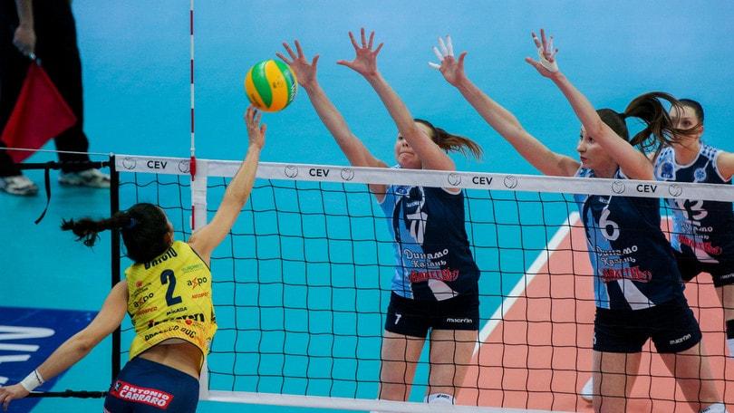 Volley: Champions League, Conegliano conquista la Final Four