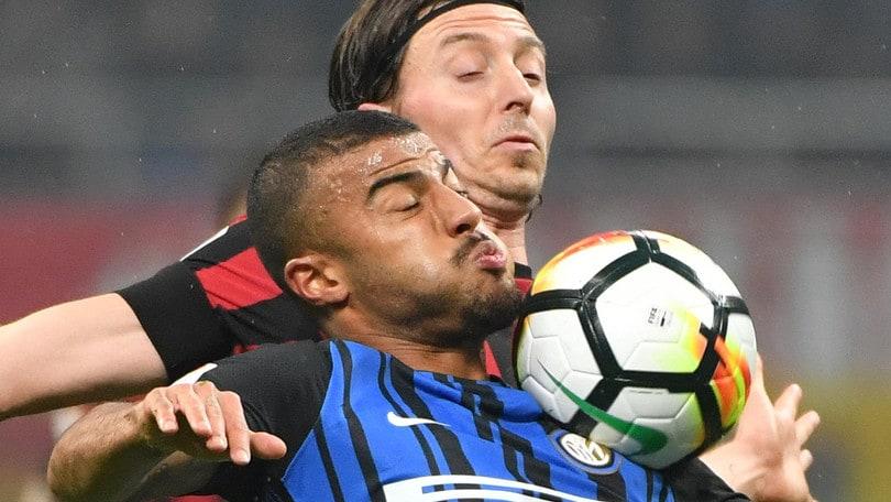 Milan-Inter:fuorigioco di una scarpa, giusto annullare il gol