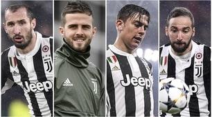 Borsino Juventus: ecco chi resta e chi andrà via