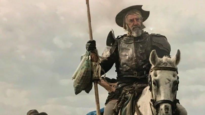The Man Who Killed Don Quixote: il trailer