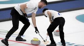 Curling: obiettivo raggiunto per l'italia