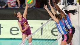 Volley: Champions League, Novara si arrende al Galatasaray
