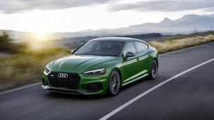 Audi RS 5 Sportback: foto