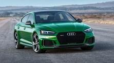 Audi RS 5 Sportback: prestazioni per cinque