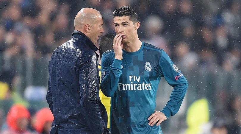 «C'è una talpa nello spogliatoio del Real Madrid: Zidane furioso»