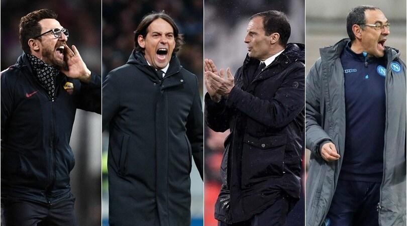 Ranking Uefa: la Juventus regge, la Roma resta nella top 10