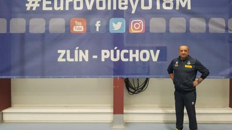 Volley: Europei Under 18, l'Italia pronta all'esordio con l'Ucraina