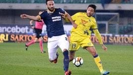 Serie A Verona, ancora terapie per Calvano