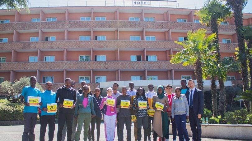 24^Acea Maratona di Roma. Kenya ed Etiopia a caccia del successo