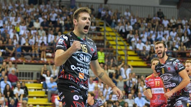 Volley: Semifinali Play Off, in campo per Gara 3 a Perugia e Civitanova