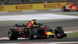 F1 Bahrain, Ricciardo: «non benissimo la Red Bull di oggi, dobbiamo fare meglio»