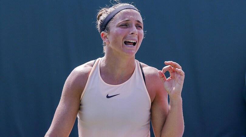 Tennis, infortunio per Sara Errani: rinuncia al torneo diBogotà