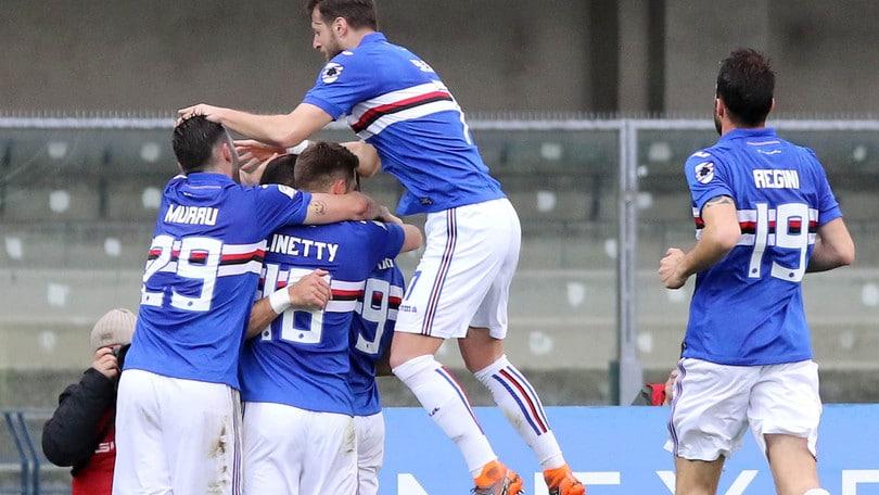 Serie A Sampdoria-Genoa, probabili formazioni e tempo reale alle 20.45. Dove vederla in tv