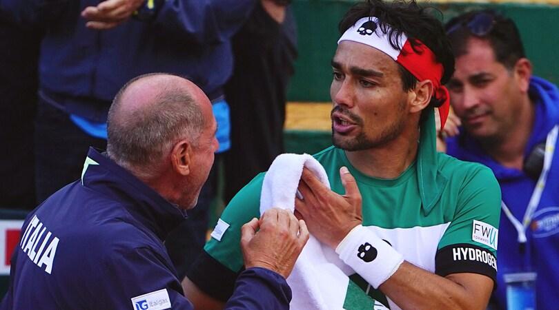 Coppa Davis, Barazzutti: Abbiamo perso e giocato male