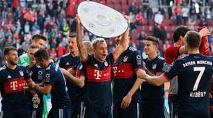 Bundesliga, Augsburg-Bayern Monaco 1-4: bavaresi campioni di Germania