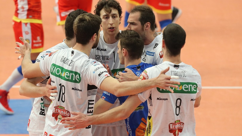 Volley: Superlega, Play Off Challenge Padova vola in semifinale